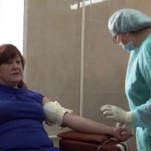 Закрытие станции переливания крови