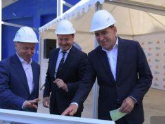 Евгений Куйвашев: новый цементный завод позволит увеличить объемы вводимого жилья в области