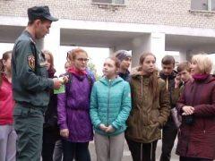 День защиты детей в школе №1