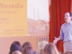 Чешская беседа в Талицкой школе