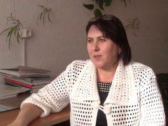 Директор Басмановской школы на приеме у губернатора