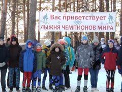 Комсомольский вновь принимал гостей