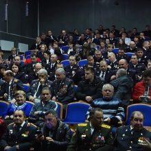 Праздничный концерт ко Дню полиции