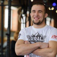Руслан Рахмонкулов: «Для успеха нужно выбирать трудный путь»