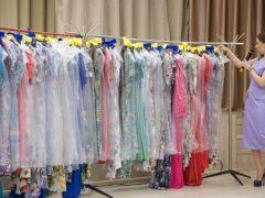 Платье от звезды уехало в Бутку.