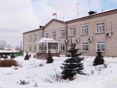 Аппаратное совещание с начальниками управ Талицкого района