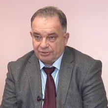 Диалог с начальником УТЭК Сергеем Дорошеком