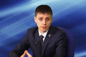Интервью с кандидатом в молодежный парламент