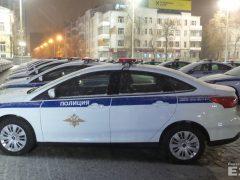 Ключи от новых авто получила дорожная полиция Талицы
