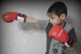 Разговор с боксером