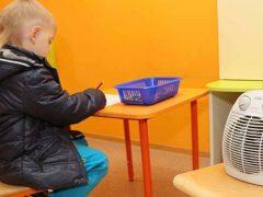 В Талицком детском саду закрыли группу из-за холода