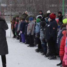 В детском саду и в школе к Зарнице готовы