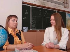 Беседуют школьники, выпуск 5