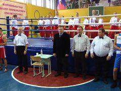 Талицкие боксеры выходят на ринг