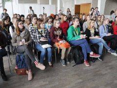 Талицкие юнкоры приняли участие в молодежном фестивале журналистики