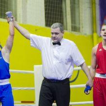 БОРИСЬ ДО КОНЦА! На Талицком ринге встретились боксеры со всей области и даже из Киргизии.