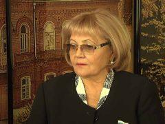 Интервью с Людмилой Бабушкиной