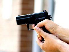 В посёлке Троицкий задержали мужчину, устроившего стрельбу в районе железнодорожного вокзала