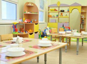 Путевка в детский сад