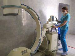 Рентген-контроль прямо во время операции