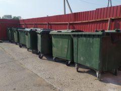 В Реже, Байкалово и Талице стартует масштабная замена контейнеров для ТКО