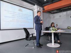 Евгений Куйвашев обсудил с малым бизнесом в Нижнем Тагиле острые вопросы