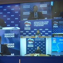 Медведев поддержал инициативу заведующей уральского садика