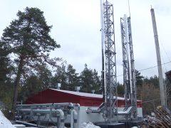 Новая газовая котельная в Талице