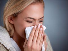 Первые чихи: в Талицком городском округе стартовала прививочная кампания против гриппа