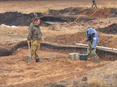 Сенсация! Археологические раскопки в Талице. Полная информация