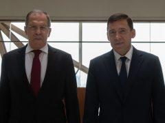 Сергей Лавров: «Екатеринбург готов проводить международные форумы на любом уровне»