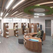 Свердловская область получила дополнительно 10 миллионов рублей на создание модельной библиотеки в Талице