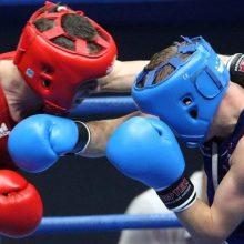 Талицкие боксеры на турнире в Богдановиче