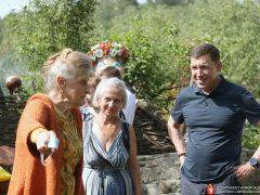 Евгений Куйвашев поручил решить вопрос с грантами для свердловских садоводов