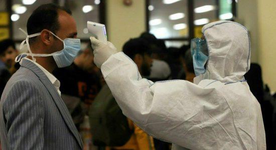 В случае заражения коронавирусом — в «Обуховский»