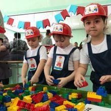 «Из Лего мы строим мечты»
