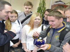 Свердловские полицейские подвели итоги акции МВД России «Студенческий десант»