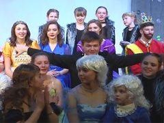 Пресс конференция с актерами мюзикла «И снова в сказке»