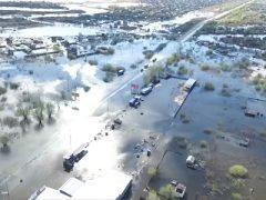 Под воду уйдет 223 дома