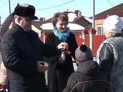 Вручение ключей в районе Жемчужина