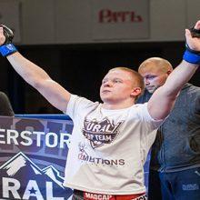 Житель Талицы через кулаки получил признание среди лучших бойцов MMA