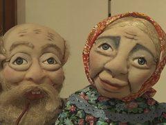 Выставка кукол Третьяковой