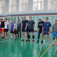 Волейбольный турнир в честь ветерана спорта