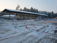 Открыта новая учебная площадка в Талицкой автошколе