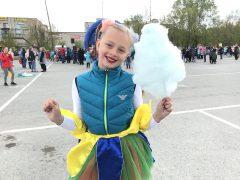 Праздник детства: репортаж о Дне защиты детей и забавные интервью с маленькими таличанами