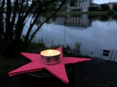 Приходите поддержать акцию «Свеча памяти»