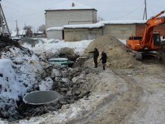 Подземная река стала причиной затянувшегося строительства