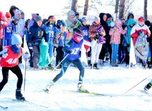 Лыжные гонки на призы чемпионов