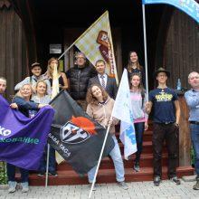 Автопробег по Уралу: медиатуристы в Талице