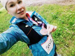 Таличанка Анна Исакова стала участницей трейлового забега Европа-Азия 2019